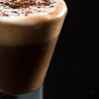 Sorbet au café irlandais